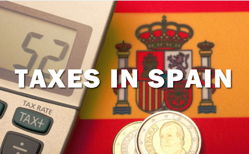 Taxation of Spanish property